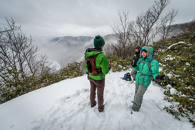 Cross Country Skiing_Snake Hill_West Virginia_photo by Gabe DeWitt_February 21, 2015-20