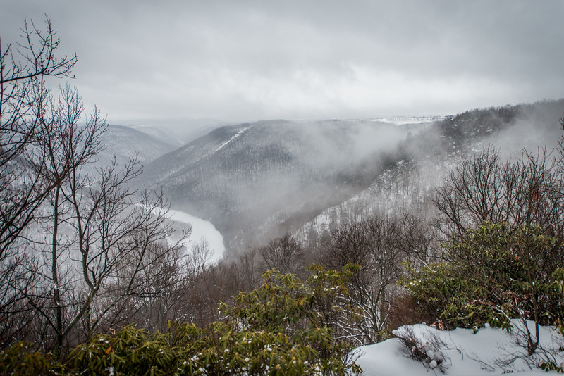 Cross Country Skiing_Snake Hill_West Virginia_photo by Gabe DeWitt_February 21, 2015-16