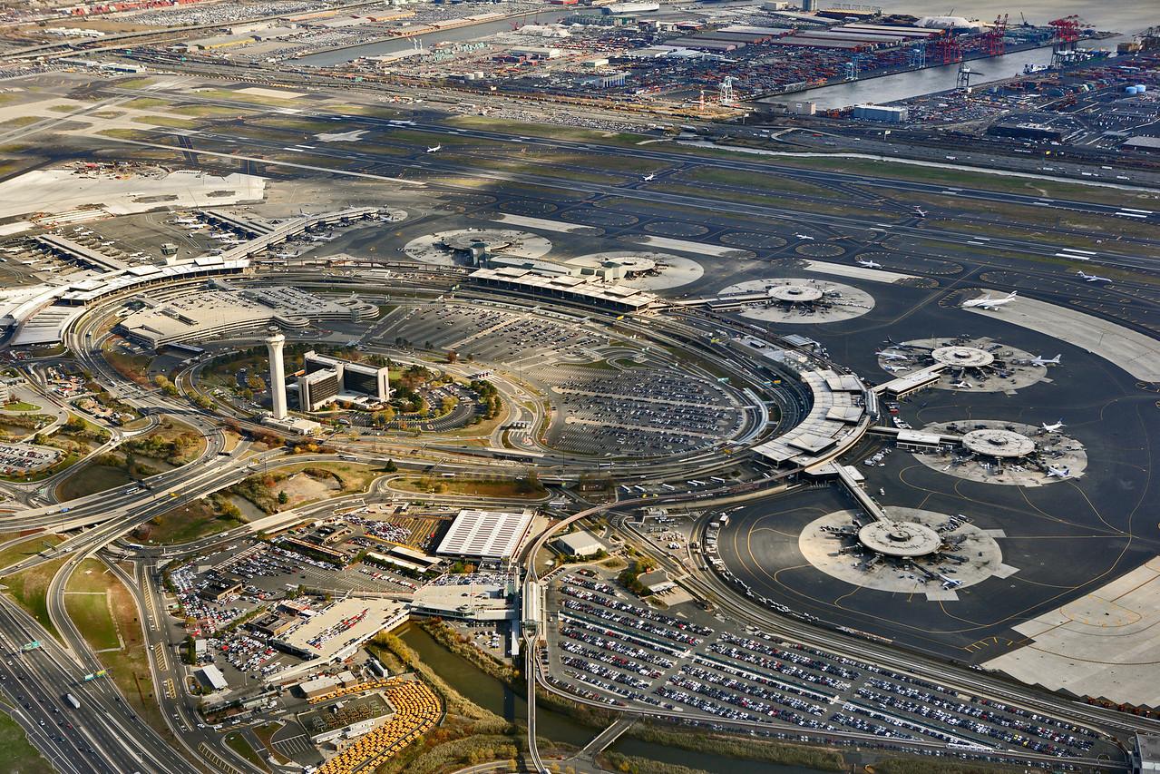 Newark Airport, Newark, NJ