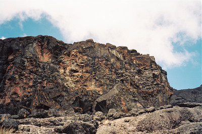 The Great Barranco Wall, Mount Kilimanjaro