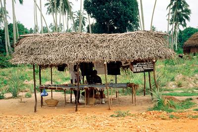 Zanzibar Roadside Spice Shop