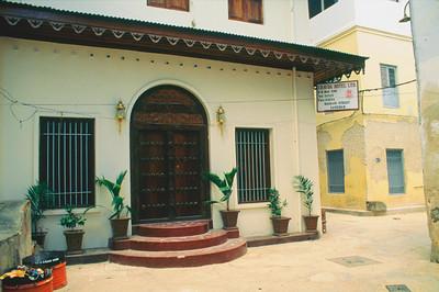 Chavda Hotel, Ltd., Stone Town, Zanzibar