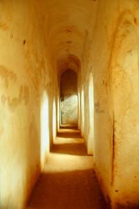 Kidichi Persian Baths  Corridor Zanzibar Tanzinia Africa