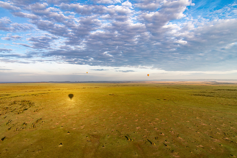 Masai Mara Ballon Ride