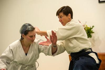 2020 01 17 Deena Drake at Tacoma Aikido