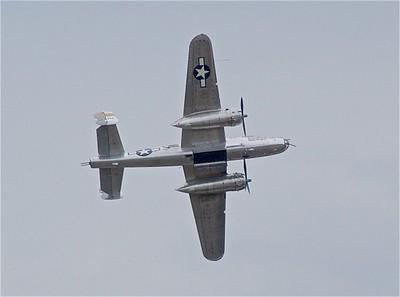 B-25 Bombay Open