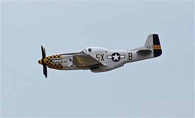 P-51....Chuck ... how is it going