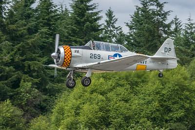 Wings & Wheels air show, Gig Harbor, Washington July 1, 2012
