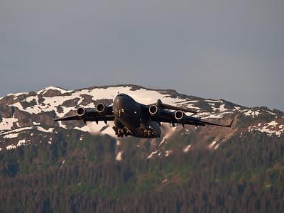 More Landing Practice, June 8.