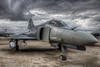 F-4E Phantom in Gray