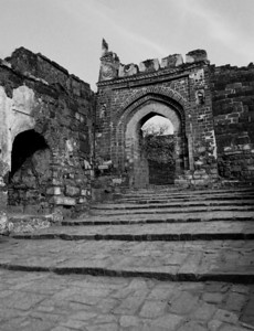 Fort Gate, Daulatabad