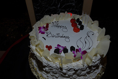 Al Sharpton Birthday Celebration