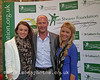 The Alan Shearer Foundation at St. Cuthbert's Care, Newcastle<br /> The proud Dad with Daughters Chloe and Holly