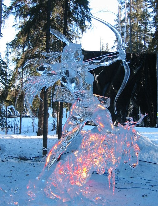 World Ice Art Championships 2003