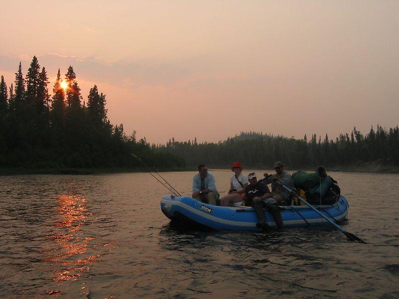Gulkanan Float Trip 2004