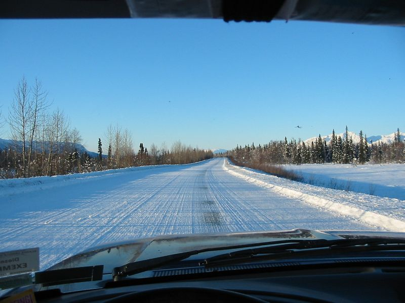 Typical driving conditions.  this is good for 60mph.
