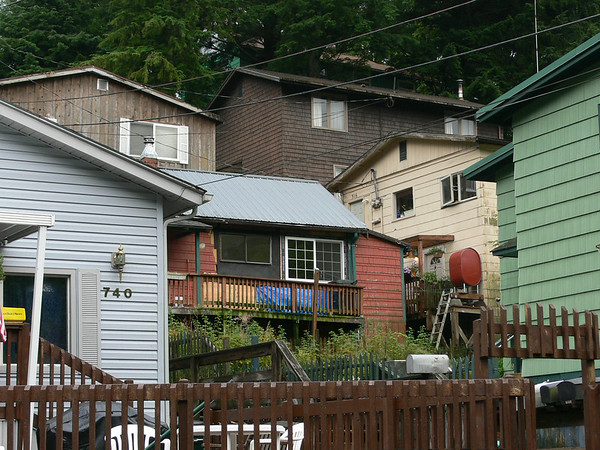 Multi-level Housing