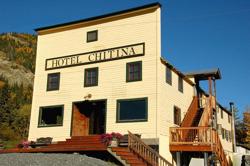 Hotel Chitina, Chitina, Alaska