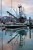 Seward Marina, Alaska