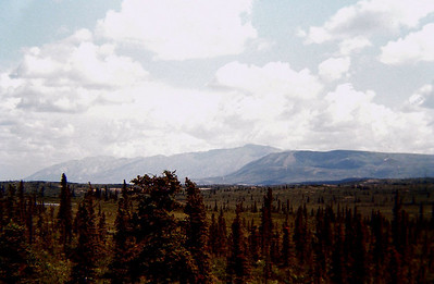 Steese Hwy,  near Fox, AK, aug 1972 PICT0065
