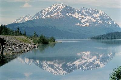 Kenai Lake, July 1971