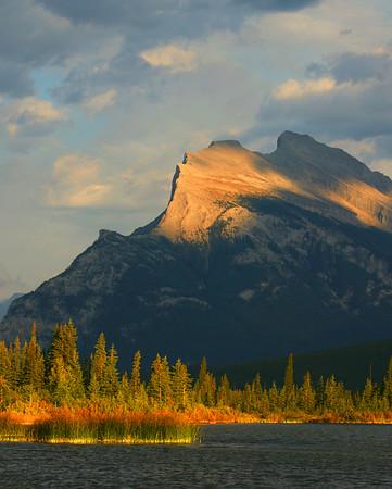 Mount Rundle Sunset, Banff, Alberta