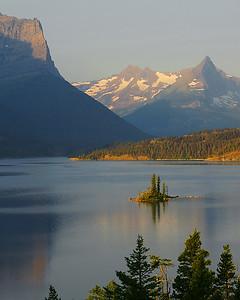 Wild Goose Island, Glacier National Park, Mt