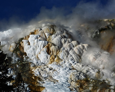 Mammoth Hot Springs 2, Yellowstone National Park