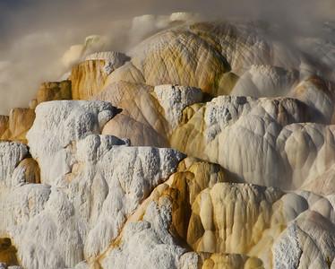 Mammoth Hot Springs 4, Yellowstone National Park