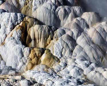 Mammoth Hot Springs 3, Yellowstone National Park