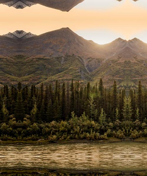 Alaska Panorama Gallery Wrap 1 of 3