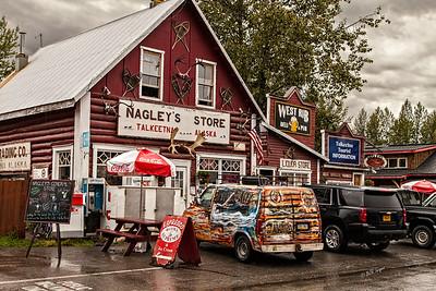 Town of Talkeena, Alaska