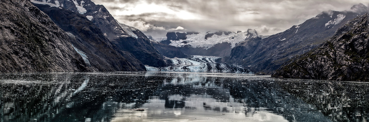 John Hopkins Glacier, Glacier Bay National Park, Alaska