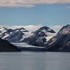 View of Glacier Bay Alaska