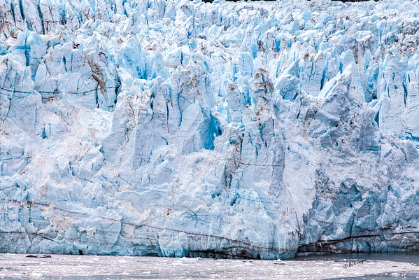 Margerie Glacier Up Close