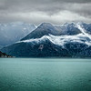 Glacier Bay near the Margerie Glacer