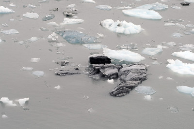 Sea Ice in Disenchantment Bay, Alaska