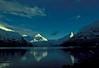 Serenity at Portage Lake.<br /> Photo © Carl Clark