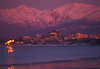 Anchorage looking as good as it can.<br /> Photo © Carl Clark