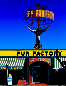 FUR FACTORY ANCHORAGE