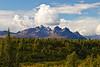 Tokosha Mts. near Denali.<br /> Photo © Carl Clark