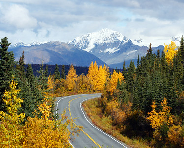 Richardson Highway, Ak