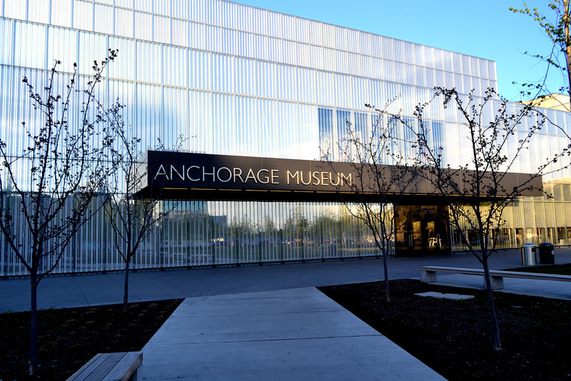 Anchorage Museum in Alaska