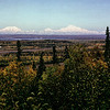 Mt. Mckinley as seen from Anchorage area. Couple of hundred miles away.