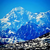 Mt McKinley in Alaska which is tallest mountain in North America at 20,320 feet