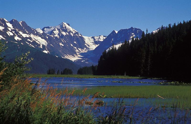 Alaskan grandeur.<br /> Photo © Cindy Clark