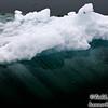 A small iceberg.