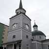 Saint Michael's Cathedral, Sitka, Alaska.