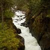 Cascade Creek, near Frederick Sound.