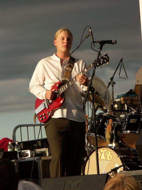 Derek Trucks Band, Alive At Five